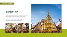 태국 여행 프레젠테이션을 위한 구글슬라이드 템플릿_25