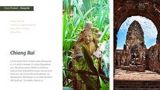 태국 여행 프레젠테이션을 위한 구글슬라이드 템플릿_32