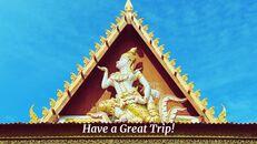 태국 여행 프레젠테이션을 위한 구글슬라이드 템플릿_40