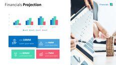 비즈니스 소셜 네트워크 피치덱 애니메이션 슬라이드_11