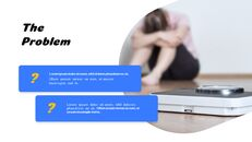 フィットネスとヘルスケアサービスの提案テーマPowerPointのアニメーションスライド_05