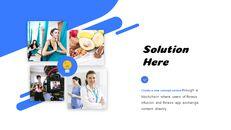 フィットネスとヘルスケアサービスの提案テーマPowerPointのアニメーションスライド_06