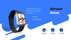 フィットネスとヘルスケアサービスの提案テーマPowerPointのアニメーションスライド_10