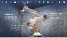 Diapositive animate del mazzo degli investitori in PowerPoint_06