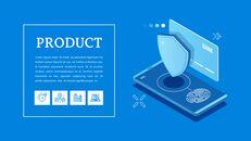 Sistema di pagamento mobile Pitch Deck Animato PowerPoint Design_06