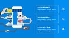Sistema di pagamento mobile Pitch Deck Animato PowerPoint Design_09