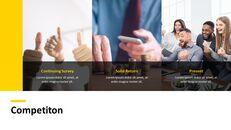 Modello di animazione PowerPoint Startup Pitch Deck_11