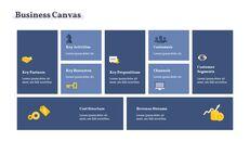 Diapositive animate del modello semplice di Ultimate Business in PowerPoint_04