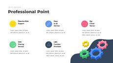 オンライン教育サービス最高のPowerPointプレゼンテーションアニメーションスライド_09