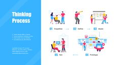 Esempi di presentazione di animazione aziendale di idea creativa di avvio_08