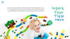행복한 어린이날 편집이 쉬운 슬라이드 디자인_04