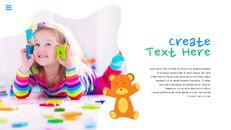 행복한 어린이날 편집이 쉬운 슬라이드 디자인_05