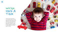 행복한 어린이날 편집이 쉬운 슬라이드 디자인_07