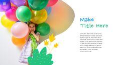 행복한 어린이날 편집이 쉬운 슬라이드 디자인_09