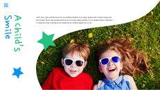 행복한 어린이날 편집이 쉬운 슬라이드 디자인_14