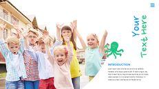 행복한 어린이날 편집이 쉬운 슬라이드 디자인_18
