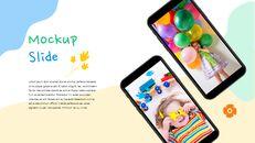 행복한 어린이날 편집이 쉬운 슬라이드 디자인_39