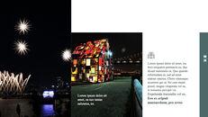 도시의 야경 테마 키노트 디자인_23