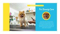 애완동물 살롱 Google 슬라이드의 파워포인트_13