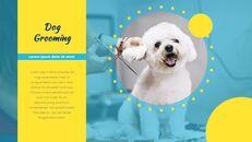 애완동물 살롱 Google 슬라이드의 파워포인트_17