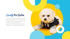 애완동물 살롱 Google 슬라이드의 파워포인트_25