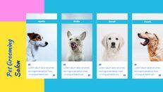 애완동물 살롱 Google 슬라이드의 파워포인트_29