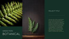 식물 배경 파워포인트_09