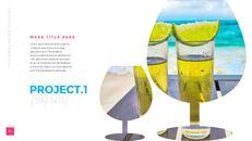 열대 음료 템플릿 PPT_22