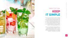 열대 음료 템플릿 PPT_28