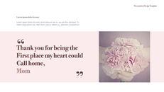 카네이션 꽃과 선물 키노트 템플릿_08