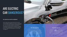 전기차 Google 슬라이드 템플릿 다이어그램 디자인_12