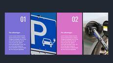 전기차 Google 슬라이드 템플릿 다이어그램 디자인_15