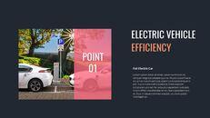 전기차 Google 슬라이드 템플릿 다이어그램 디자인_31