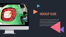 전기차 Google 슬라이드 템플릿 다이어그램 디자인_39
