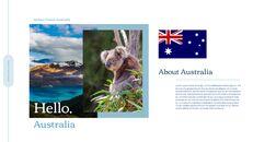 호주 시드니 여행 실행 사업계획 PPT_03