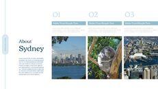호주 시드니 여행 실행 사업계획 PPT_08