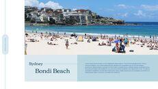 호주 시드니 여행 실행 사업계획 PPT_16