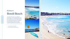 호주 시드니 여행 실행 사업계획 PPT_17
