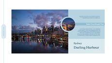 호주 시드니 여행 실행 사업계획 PPT_18