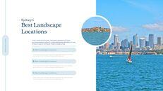 호주 시드니 여행 실행 사업계획 PPT_22