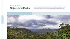 호주 시드니 여행 실행 사업계획 PPT_25