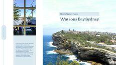 호주 시드니 여행 실행 사업계획 PPT_27