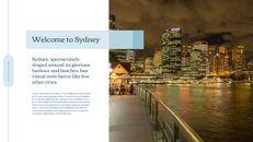 호주 시드니 여행 실행 사업계획 PPT_29
