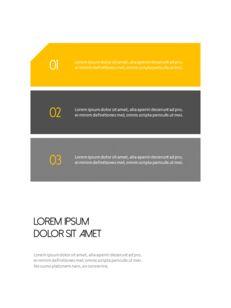Architecture Vertical Design PPT Background_18