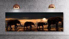 현대 미술 벽 목업 템플릿 디자인_03