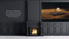 현대 미술 벽 목업 템플릿 디자인_09