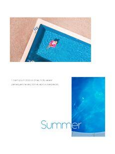 여름 바캉스 세로형 피피티 템플릿 샘플 디자인_03