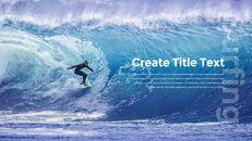 서핑 파워포인트 디자인 아이디어_06