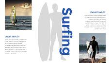 서핑 파워포인트 디자인 아이디어_18