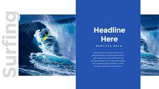 서핑 파워포인트 디자인 아이디어_21